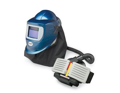 专业电动送风呼吸器蓝色